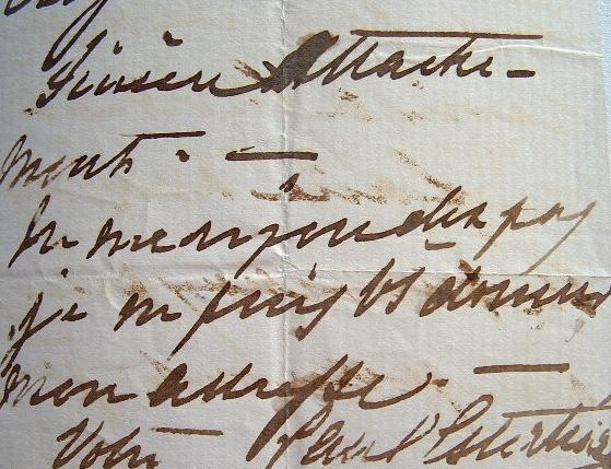 Le prince Esterhazy reçoit son frère.. Paul Anton III Esterhazy (prince) (1786-1866) Homme politique et diplomate hongrois, il prit part au mouvement ...