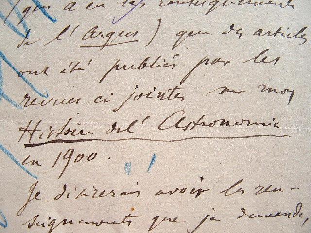 Ernest Lebon publie l'Histoire de l'astronomie.. Ernest Lebon (1846-1922) Mathématicien et astronome, biographe d'Henri Poincaré.