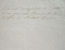 Le mathématicien Nicolas Conteray de Lallemant trouve porte close.. Nicolas de Conteray Lallemant (de) (1739-1829) Mathématicien, associé de ...