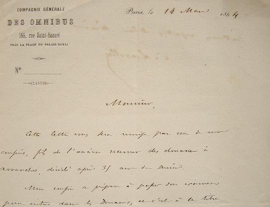 Recommandation du voyageur Charles Lavollée.. Charles Lavollée (1823-1913) Voyageur (il traversa la Chine de 1843 à 1846), préfet, administrateur de ...