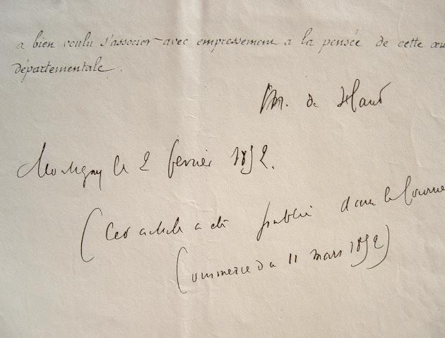 Une souscription pour sauver le cèdre de Montigny-Lencoup..