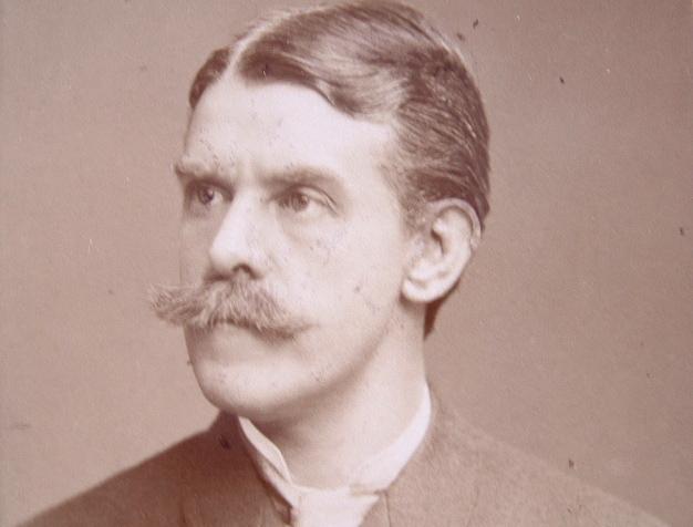 Un souvenir du Caire de l'explorateur allemand Georg Schweinfurth.. Georg Schweinfurth (1836-1925) Voyageur et naturaliste allemand, explorateur du ...