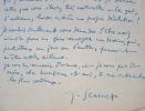 Des dessins de Sennep refusés.. Jean-Jacques Pennes dit Sennep (1894-1982) Caricaturiste.