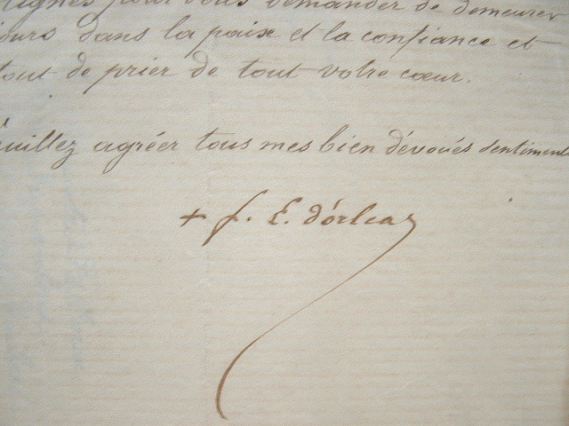 Monseigneur Dupanloup en fâcheuse posture.. Félix Dupanloup (1802-1878) Evêque d'Orléans (1849), député puis sénateur (1876), membre de l'Académie ...