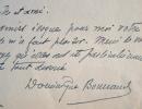 Les souvenirs du chansonnier du Chat Noir, Dominique Bonnaud.. Dominique Bonnaud (1864-1943) Chansonnier, l'un des collaborateurs du Chat Noir, ...