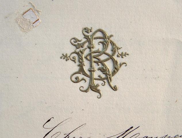 Rendez-vous manqué de la cantatrice Rosine Bloch.. Rosine Bloch (1832-1891) Cantatrice.