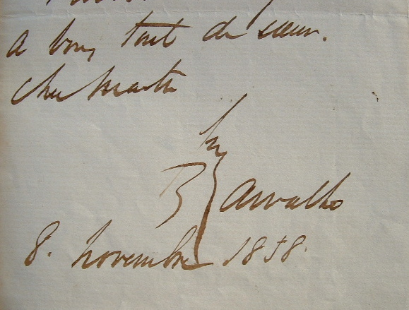 Léon Carvalho reçoit un auteur avec bonheur.. Léon Carvalho (1825-1898) Chanteur et metteur en scène, directeur de l'Opéra-Comique, il épouse la ...