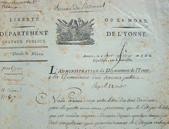 Le service des routes de nouveau assuré dans l'Yonne..