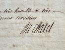 L'érudit percheron Lautour du Châtel complète l'Abrégé chronologique.. Louis Lautour du Châtel (1676-1758) Littérateur et lexicographe, il a rédigé de ...