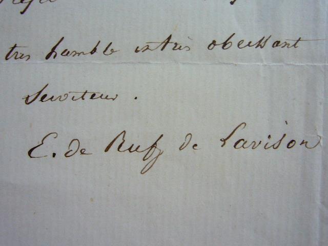 Rufz de Lavison prend la direction du Jardin d'acclimatation.. Etienne Rufz de Lavison (de) (1804-1884) Naturaliste et homme politique martiniquais, ...