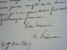 L'helléniste Alexis Pierron reste philosophe.. Alexis Pierron (1814-1878) Helléniste.