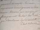 Les voeux romains du cardinal de Bernis.. François Joachim Bernis (cardinal de) (1715-1794) Entré à l'Académie française en 1744, il est l'un des ...