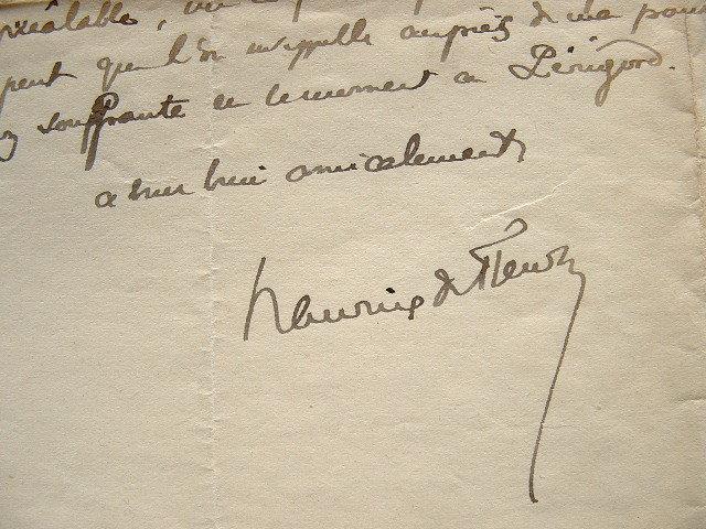 Le psychiatre Maurice de Fleury examine un caporal.. Maurice Fleury (de) (1860-1931) Psychiatre et criminologue, élève de Charcot, ami des artistes de ...