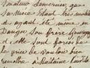 Rose Vestris remet une invitation.. Rose Vestris (1743-1804) Célèbre actrice du 18e. Le chorégraphe Gardel lui a dédié la danse, la gavotte de ...
