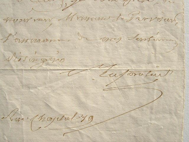 Prosper Enfantin tuteur de Gaston Gohierre de Longchamps.. Prosper Enfantin (1796-1864) Philanthrope utopiste, chef de file de l'école ...