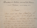 Edme Héreau, directeur du Bulletin universel des Sciences.. Edme-Joachim Héreau (1791-1836) Voyageur et littérateur, il entre au service d'un prince ...