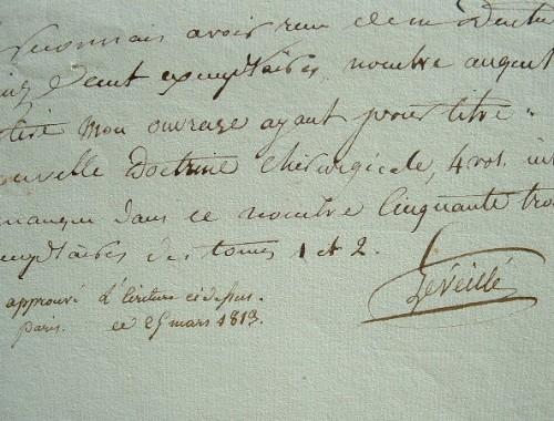 Léveillé publie sa Doctrine chirurgicale.. Jean Baptiste François Léveillé (1769-1829) Médecin de l'armée d'Italie, membre de l'Académie de médecine à ...