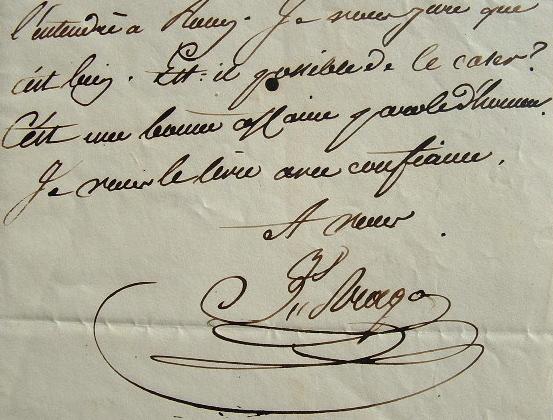 Jacques Arago recommande un jeune comédien.. François Arago (1786-1853) Astronome, membre (à 23 ans) de l'Académie des sciences dont il devient le ...