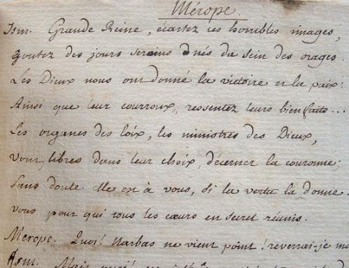 L'abbé Millot, précepteur du Dauphin.. Claude François Xavier Millot (1726-1785) Historien, membre de l'Académie française, précepteur du dernier duc ...
