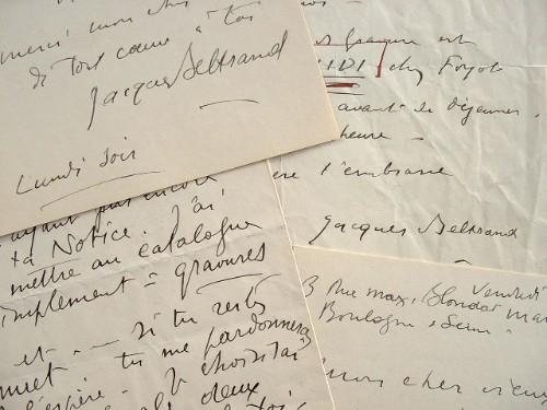 Le graveur Jacques Beltrand rassemble des gravures pour une exposition.. Jacques Beltrand (1874-1977) Graveur sur bois et illustrateur.