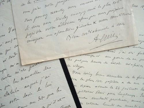 Le médiéviste Arthur Giry apprend la mort de son collègue Bouyer.. Arthur Giry (1848-1899) Historien médiéviste, paléographe, il est l'expert en ...