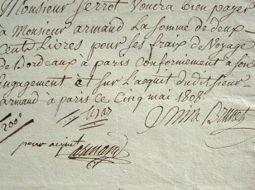 Les acteurs comiques Brunet et César rétribuent un comédien.. César (0-1809) Acteur comique, chanteur, co-directeur du Théâtre Montansier sous ...