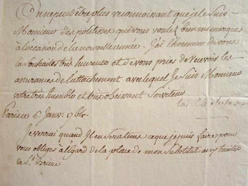 La Chalotais s'adresse au procureur du roi à Saint-Brieuc.. Louis René La Chalotais (Caradeuc de) (1701-1785) Magistrat breton, procureur général du ...