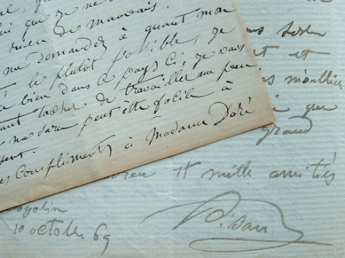 Héliodore Pisan collaborateur de Gustave Doré.. Héliodore Pisan (1822-1890) Graveur ; on lui doit une grande partie des gravures des illustrations de ...