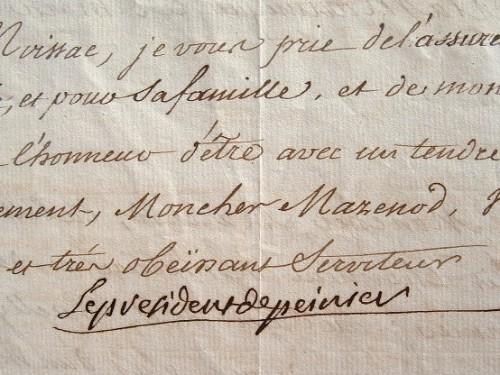 Peynier, intendant de Martinique, veut assurer la paix.. Louis Peynier (de Thomassin, marquis de) (1705-1794) Intendant de la Guadeloupe, de la ...