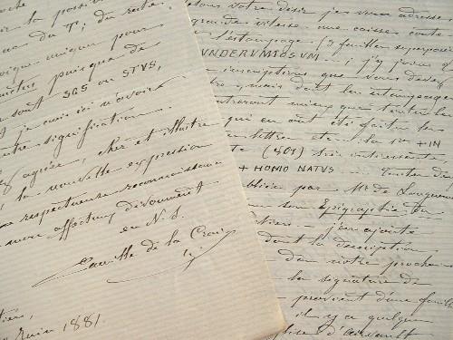 Camille de La Croix découvre l'hypogée de Poitiers.. Camille La Croix (de) (1831-1911) Archéologue, découvreur du site gallo-romain de Sanxay, il met ...