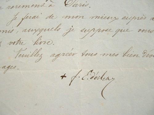 Mgr Dupanloup ne met plus les pieds à l'Académie.. Félix Dupanloup (1802-1878) Evêque d'Orléans (1849), député puis sénateur (1876), membre de ...