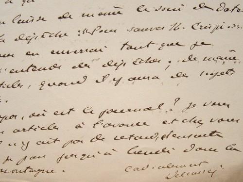 Théophile Delcassé défend ses positions dans la presse.. Théophile Delcassé (1852-1923) Député de l'Ariège sous la IIIe République, ministre à ...
