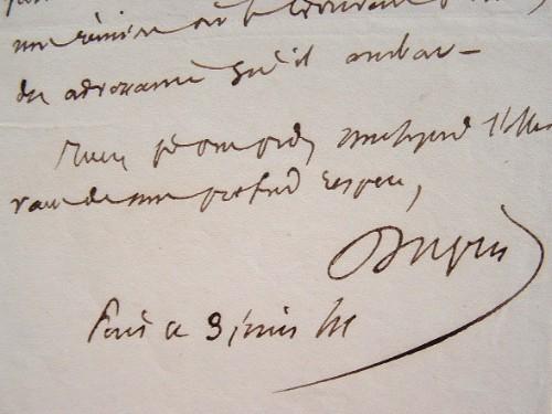 André Dupin rend justice à Roselly de Lorgues.. André Dupin (aîné) (1783-1865) Homme politique et avocat, président de la Chambre des députés ...