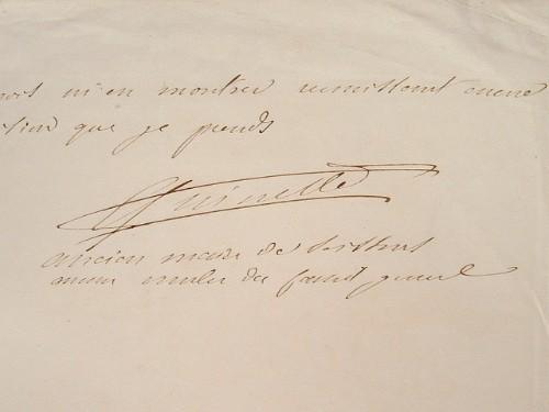 Quinette retire sa candidature du canton de Soissons.. Théodore Martin Quinette de Rochemont (1802-1881) Maire de Soissons (1832), député de l'Aisne ...