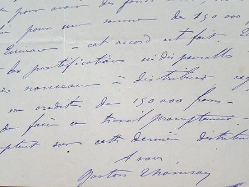 Gaston Thomson vole au secours des sinistrés d'Algérie.. Gaston Thomson (1848-1932) Député de Constantine durant 55 ans (de 1877 à 1932), proche de ...