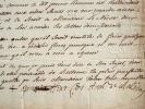 L'archevêque de Malines s'en remet au Seigneur.. Johann Heinrich Frankenberg (von) (1726-1804) Archevêque de Malines en belgique (1759-1801), cardinal ...