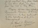 De Jérusalem, le père Séjourné s'inquiète pour le rayonnement de la France.. Paul-M. Séjourné (1857-1922) Dominicain, co-fondateur (avec le RP ...