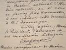 L'herpétologiste Paul Chabanaud veut complèter les collections du Muséum.. Paul Chabanaud (1876-1959) Zoologiste, herpétologiste et ichtyologiste, ...