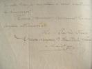 Un nouveau chef des forêts pour l'Algérie.. Alexandre Saint-Yon (Moline de) (1786-1870) Général, ministre de la Guerre (1845-1847), il se consacra ...