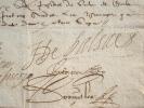 Henriette d'Entragues, maîtresse d'Henri IV, vend une tapisserie.. Henriette Catherine Balzac d'Entragues (de), marquise de Verneuil (1579-1633) ...