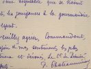 L'amiral Châteauminois à Tahiti.. Paul Marius Châteauminois (1837-1916) Contre-amiral, major-général de la marine à Toulon, il assure la protection ...