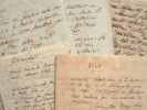 Charles Louandre commente les auteurs anciens.. Charles Louandre (1812-1882) Historien et bibliographe.