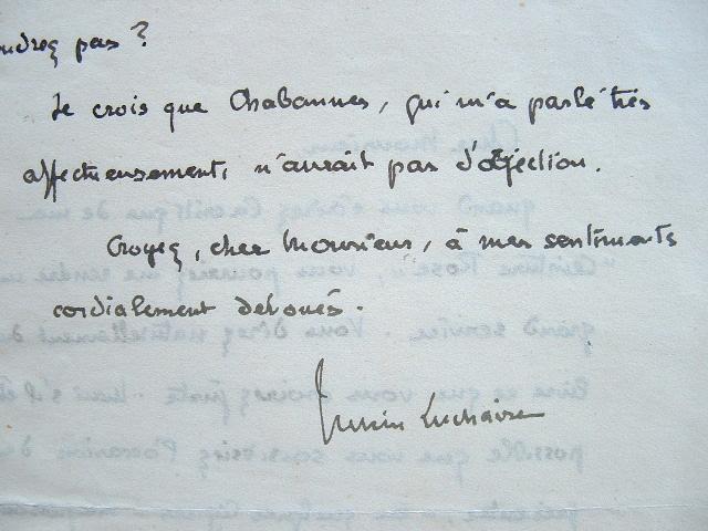 Julien Luchaire, dans l'ombre de son fils Jean Luchaire.. Julien Luchaire (1876-1962) Ecrivain, spécialiste de la littérature et la civilisation ...