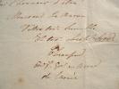 L'armée anglaise organise la contre-révolution, à Courtrai, en 1794..