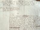Giovanni de Baillou rend compte de sa découverte de la carte de Marco Polo et de précieux portulans.. Giovanni Baillou (de) (1758-1819) Géographe ...