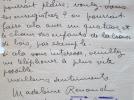 Madeleine Renaud propose d'enregistrer les chansons de La Maternelle.. Madeleine Renaud (1900-1994) Comédienne, sociétaire de la Comédie française et ...