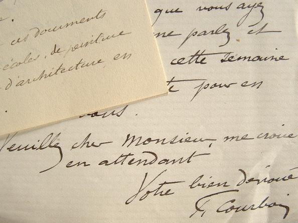 François Courboin réceptionne la collection Armand léguée au Cabinet des estampes.. François Courboin (1865-1926) Peintre, graveur et illustrateur, ...