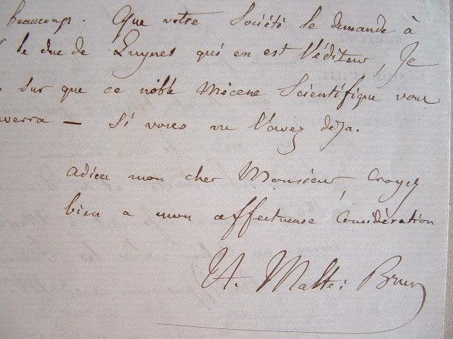 Malte-Brun et la société géographique de Constantine..