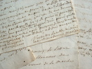 Marion de Nevers cherche à obtenir des lettres de noblesse..