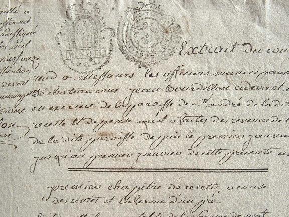Un marguillier de Châteauroux rend ses comptes..